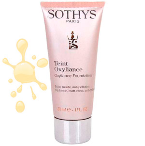 Sothys Oxyliance foundation Perle