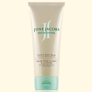 June Jacobs Papaya Body Balm