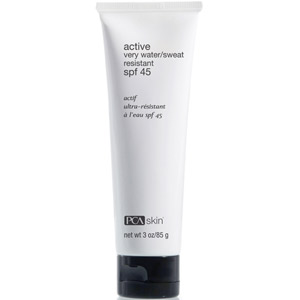 PCA Active Very Water Resistant SPF 45 3.0oz