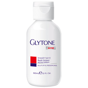 Glytone Flesh Tinted Acne Lotion 2oz