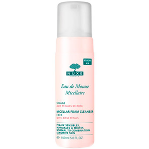 Nuxe Micellar Foam Cleanser Face 5.0oz