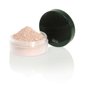True Cosmetics Protective Mineral Foundation SPF 17 Powder Fair #3