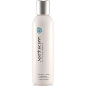 Apothederm Moisturizing Cleanser 6oz