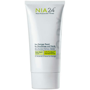 NIA24 Sun Damage Repair for DÃÃécolletage and Hands