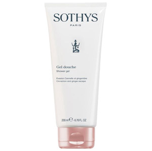 Sothys Cinnamon Ginger Shower Gel