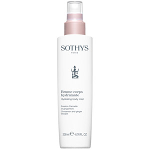 Sothys Cinnamon Ginger Body Mist