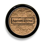 Ageless Derma Loose Mineral Foundation Cool Beige .25oz
