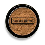 Ageless Derma Loose Mineral Foundation Sand Dune .25oz