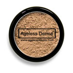 Ageless Derma Loose Mineral Foundation Sea Shell .25oz