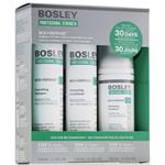 Bosley BOS DEFENSE Starter Pack For Non Color-Treated Hair (3 products)