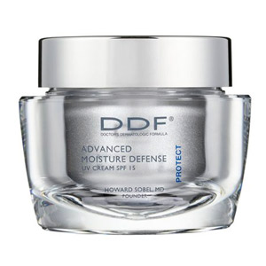 DDF Advanced Moisture Defense uv cream SPF 15 1.7oz
