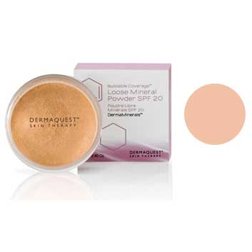 Dermaminerals Buildable Coverage Loose Powder SPF20 3N