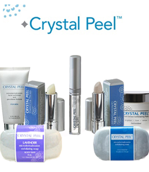 Shop Crystal Peel