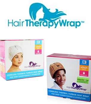Shop  Hair Therapy Wrap