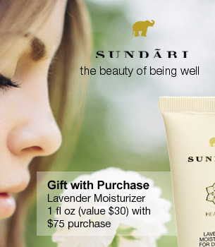 Sundari Gift with Purchase