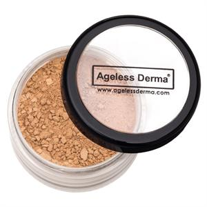 Ageless Derma Loose Mineral Foundation Canvas .25oz