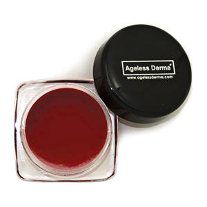 Ageless Derma Satin Lip Gloss Cranberry .17oz