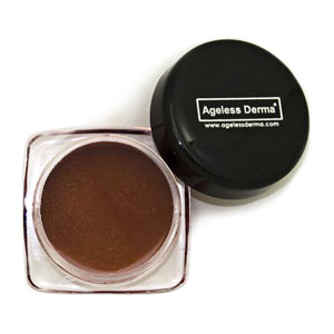 Ageless Derma Satin Lip Gloss Creme Brulee .17oz