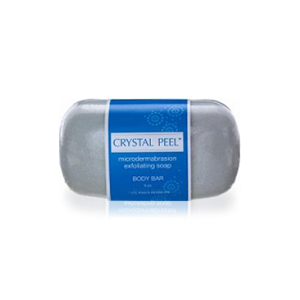 Crystal Peel Microdermabrasion Exfoliating Soap Bar 8oz