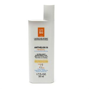 La Roche Posay Anthelios 50 Mineral Ultra Light Sunscreen Fluid for Face 1.7 oz