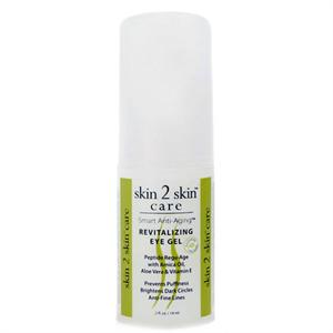 Skin 2 Skin Care Revitalizing Eye Gel .50oz.