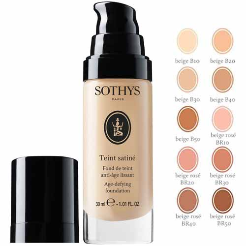 Sothys Age-Defying Foundation 1.01oz