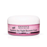 Eminence Blueberry Soy Night Recovery Cream 2oz