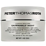 Peter Thomas Roth Un-Wrinkle Night Moisturizer 1oz