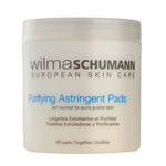 Wilma Schumann Purifying Astringent Pads