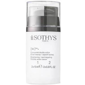 Sothys W Brightening/Spot Targeting Double Action Serum 2