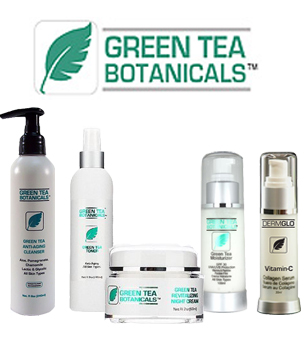 Shop Green Tea Botanicals